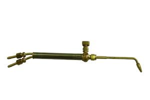 Mini gorilnik s kisikom in gorljivim plinom (acetilen, vodik,...)