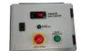 Elektronski vžig industrijskih gorilnikov. Kontrola delovne temperature in s tem nekontrolirana ugasnitev plamena.