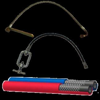 r. Spirale, Gumi in Fleksibilne cevi