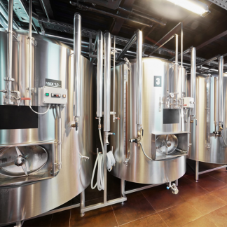 n. Profesionalna oprema za pivovarje